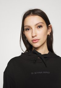 G-Star - GRAPHIC CORE  - Hoodie - dark black - 6