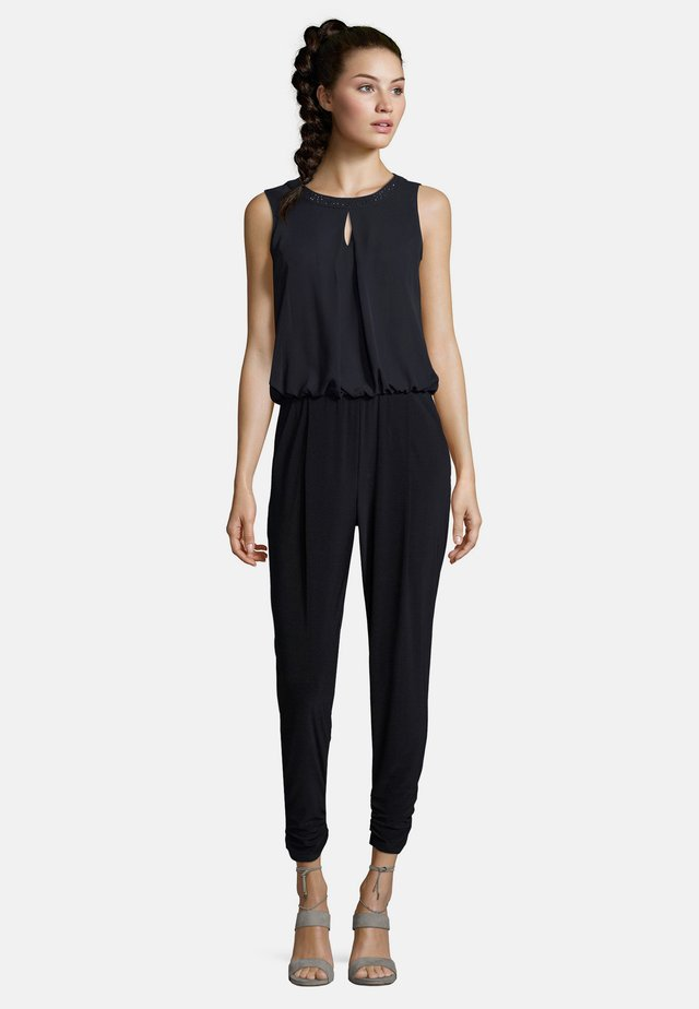 MIT CUT-OUTS - Jumpsuit - night sky