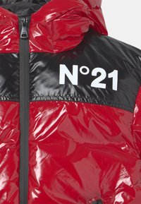N°21 - UNISEX - Down jacket - intense red - 2