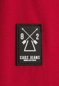 Cars Jeans - TORCA TASLON - Summer jacket - red - 2