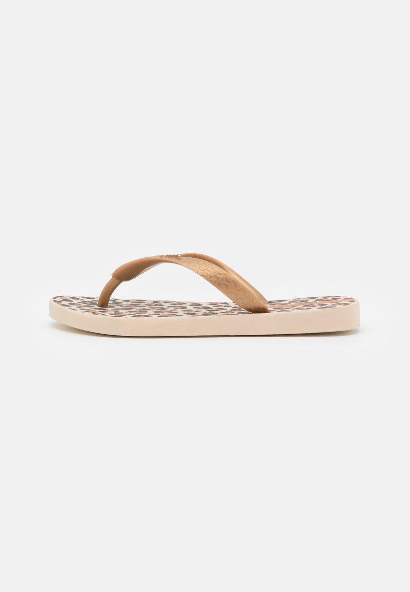 Ipanema - CLASSIC KIDS - Pool shoes - beige/gold/brown