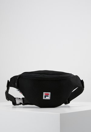 WAIST BAG SLIM - Gürteltasche - black