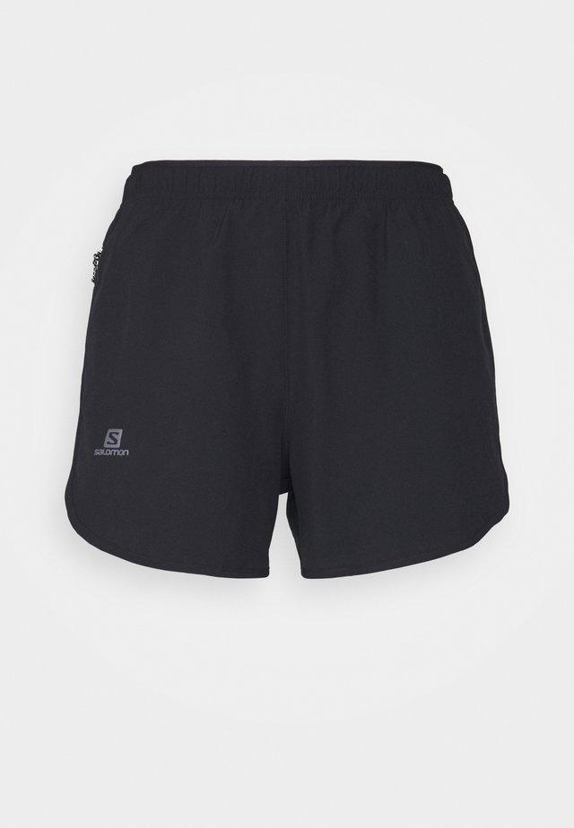 AGILE - Sports shorts - black