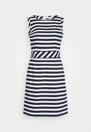KLEIDER - Day dress - blue/white