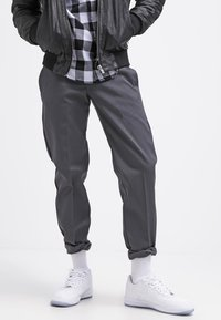 Dickies - 873 SLIM STRAIGHT WORK  - Chinos - charcoal grey - 3