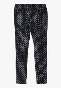 Benetton - TROUSERS - Spodnie materiałowe - dark blue - 1