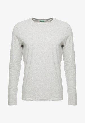 BASIC CREW NECK - Maglietta a manica lunga - light grey