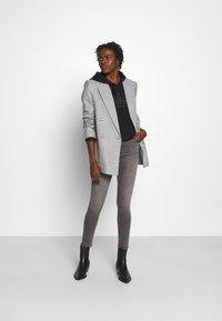 AG Jeans - FARRAH ANKLE - Skinny-Farkut - dark grey - 1