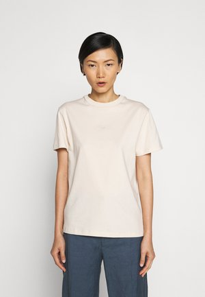 SUZANA TEE - Basic T-shirt - ecru