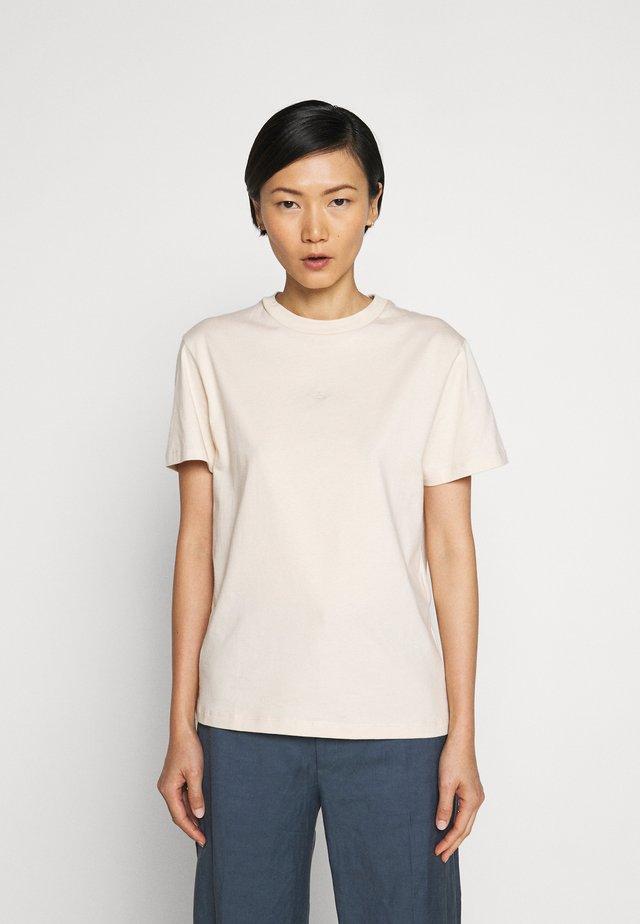 SUZANA TEE - T-shirt basic - ecru