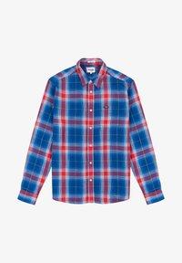 Wrangler - Shirt - limoges blue - 5