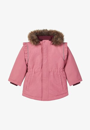 Winter jacket - rose wine