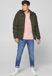 edc by Esprit - Slim fit jeans - blue medium - 1