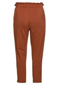 Sheego - Trousers - zimt - 5