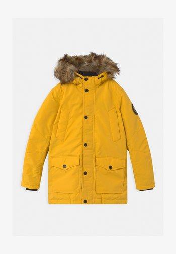 JJSKY PARKA JACKET JR - Winter coat - spicy mustard