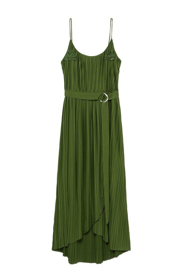 Violeta by Mango - RITA - Day dress - olivengrün