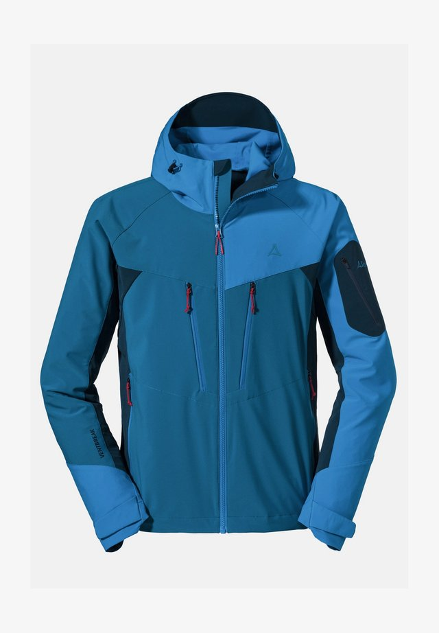 Winter jacket - 8878 - blau
