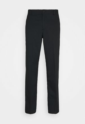 PANT ESSENTIAL - Tygbyxor - black