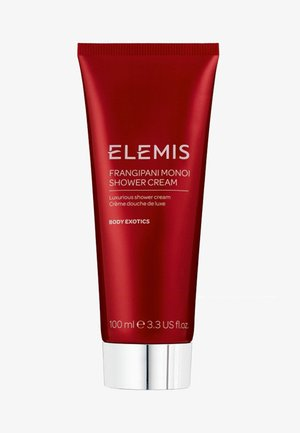 ELEMIS SP@HOME FRANGIPANI MONOI SHOWER CREAM - Shower gel - transparent