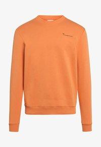 KnowledgeCotton Apparel - ELM - Sweatshirt - abricut buff - 0