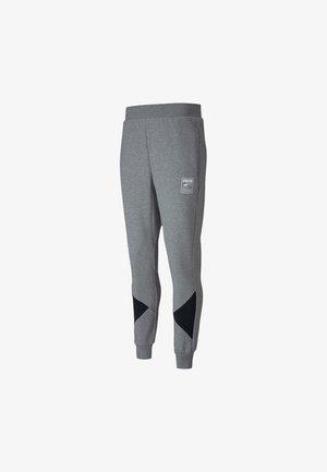 REBEL - Pantalon de survêtement - medium gray heather