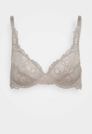 EDLYN BRA - Push-up BH - light taupe
