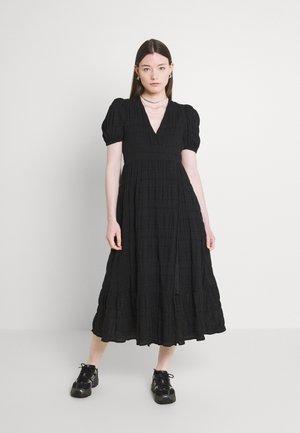 MYRA DRESS - Kjole - black