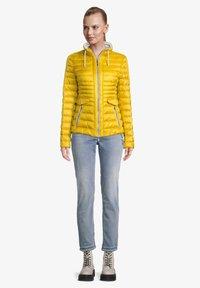 Gil Bret - GIL BRET STEPPJACKE MIT KUNSTDAUNE - Winter jacket - bamboo - 1
