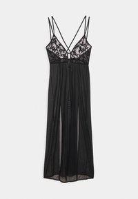 Bluebella - VIVIANA LONG CHEMISE - Nightie - black - 1