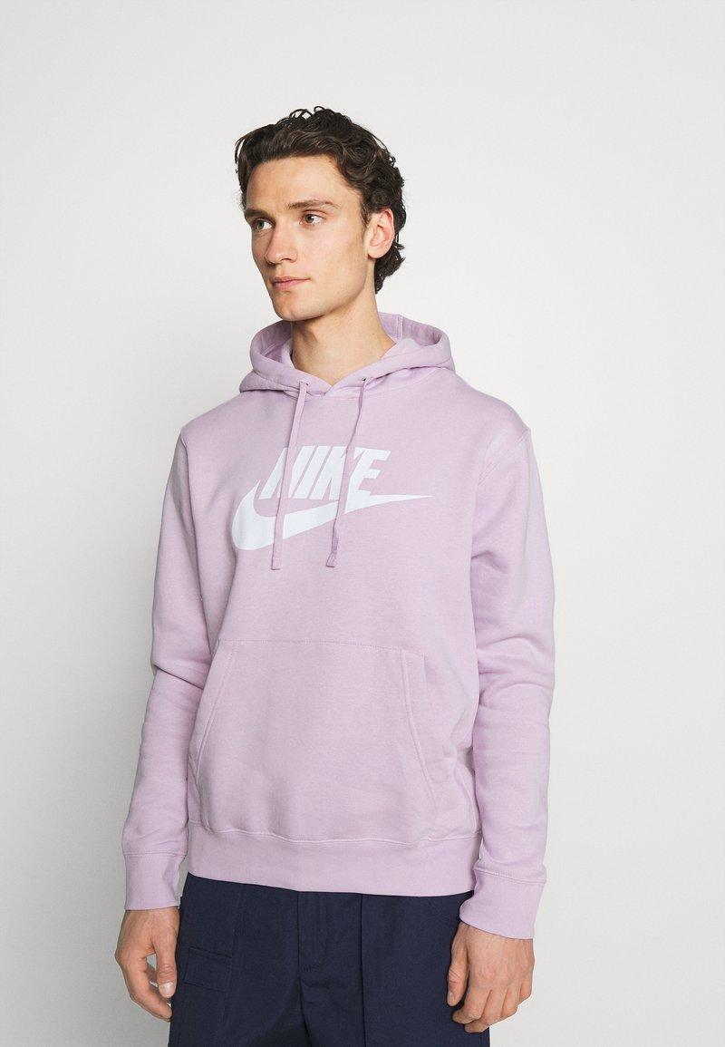 Nike Sportswear - CLUB HOODIE - Hoodie - iced lilac