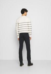 INDICODE JEANS - ALLAN - Trousers - black - 2