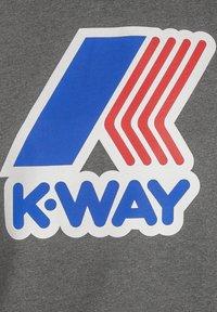 K-Way - EMANUEL - Sweatshirt - md grey mal - 4
