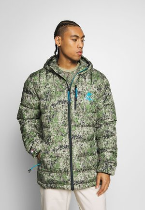 MLB MIAMI MARLINS PADDED JACKET - Winterjas - multi-coloured