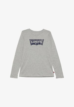 BATWING TEE - Long sleeved top - light grey heather