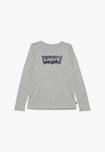 BATWING TEE - Maglietta a manica lunga - light grey heather