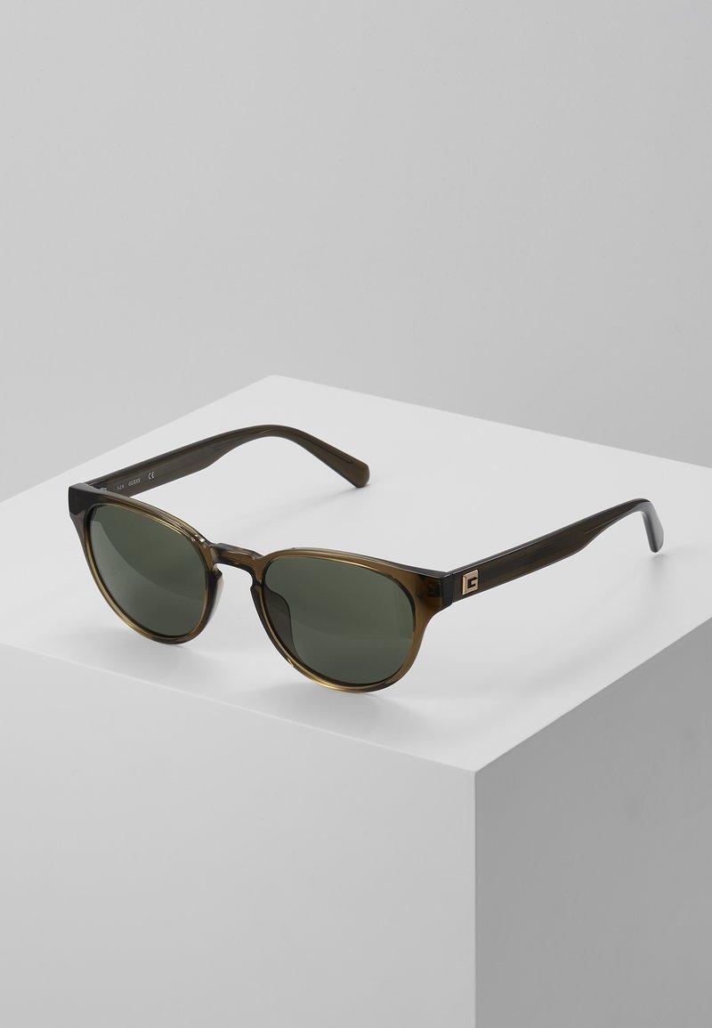 Guess - Sunglasses - light brown/green