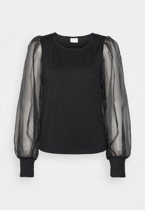 VIJINNY - Long sleeved top - black