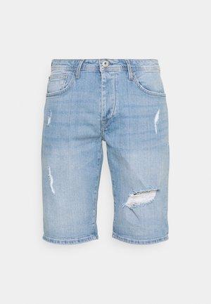 MOLOKO - Shorts di jeans - blue denim
