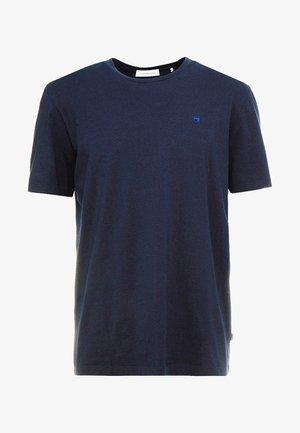 CREW NECK TEE - Basic T-shirt - navy