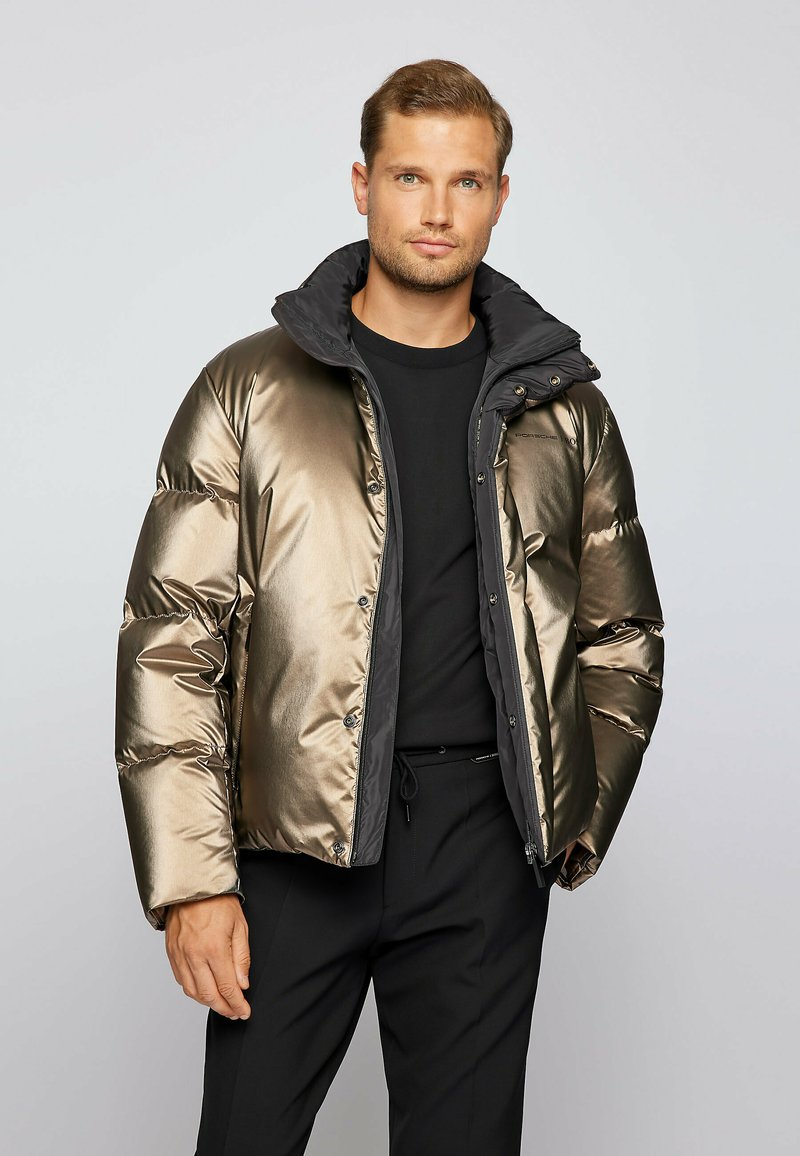 BOSS - DANRO_PS - Down jacket - brown