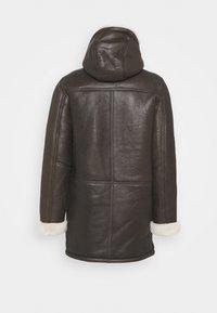 Schott - COLORADO - Winter coat - brown - 1