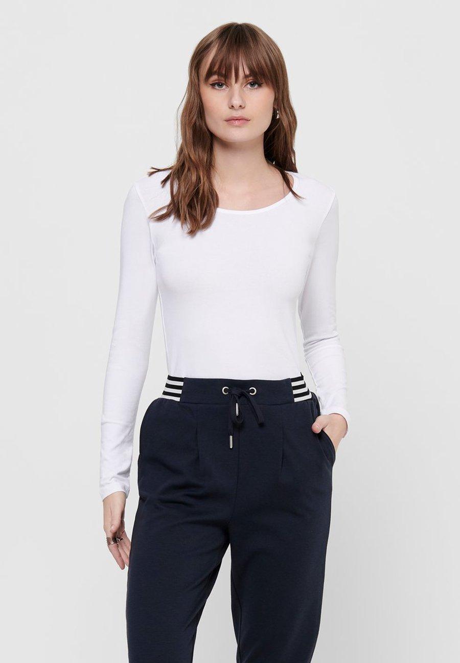 Women BASIC - Long sleeved top