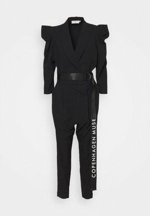 BLIZ PUFF - Jumpsuit - black