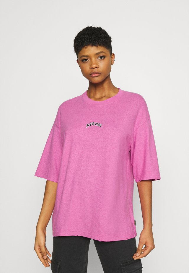 HOUNDS OF LOVE - T-shirt print - candy