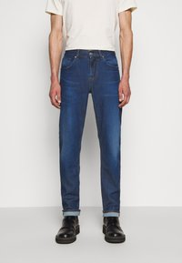 7 for all mankind - SLIMMY TAPERED - Jeans Tapered Fit - mid blue - 0
