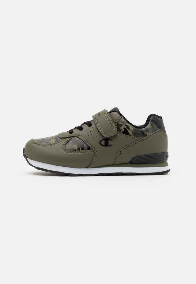 LOW CUT SHOE ERIN UNISEX - Zapatillas de entrenamiento - khaki