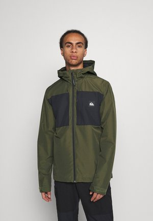 LIZARD HEAD - Outdoor jacket - forest night