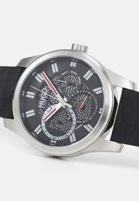 HUGO - SKELETON - Watch - black - 4