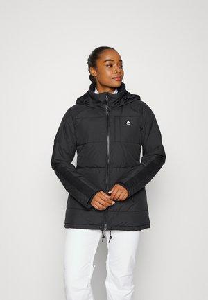 KEELAN - Snowboard jacket - true black