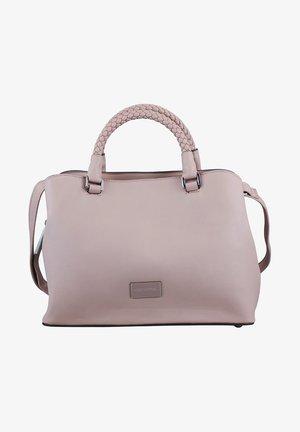 LUCKY ONE  - Handbag - taupe